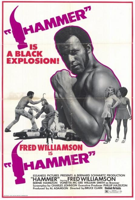 Hammer Movie Poster Print (27 x 40) - Item # MOVGH8343