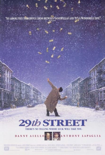 29th Street Movie Poster Print (27 x 40) - Item # MOVEF3438