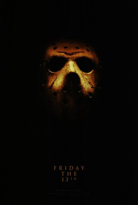 Friday the 13th, c.2009 - style B Movie Poster (11 x 17) - Item # MOV418669