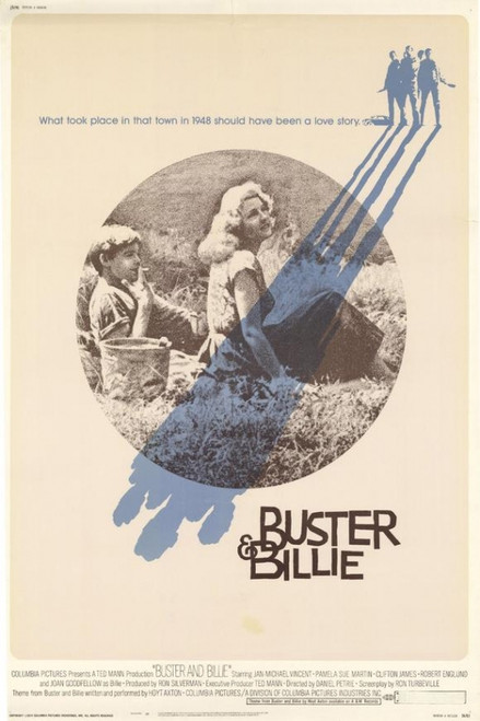 Buster and Billie Movie Poster Print (27 x 40) - Item # MOVGH3305