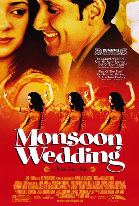 Monsoon Wedding Movie Poster Print (27 x 40) - Item # MOVCF0311