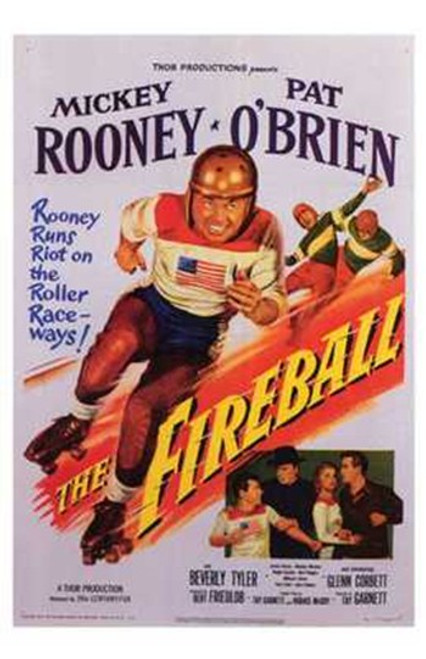 Fireball Movie Poster (11 x 17) - Item # MOV196945