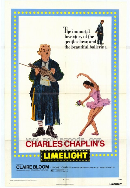 Limelight Movie Poster Print (27 x 40) - Item # MOVIH5640