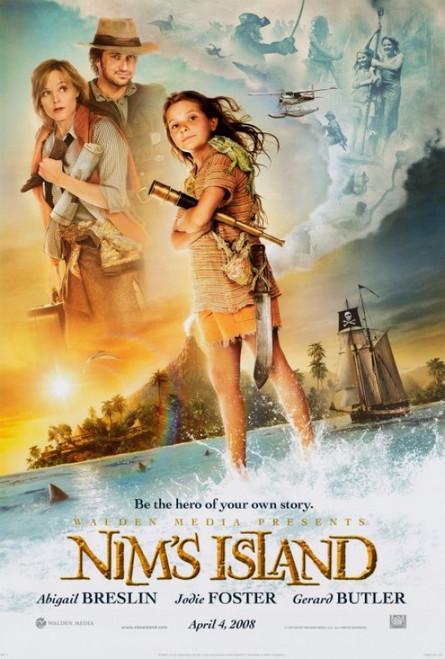 Nim's Island Movie Poster Print (27 x 40) - Item # MOVAI1128