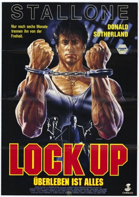 Lock Up Movie Poster (11 x 17) - Item # MOV206840