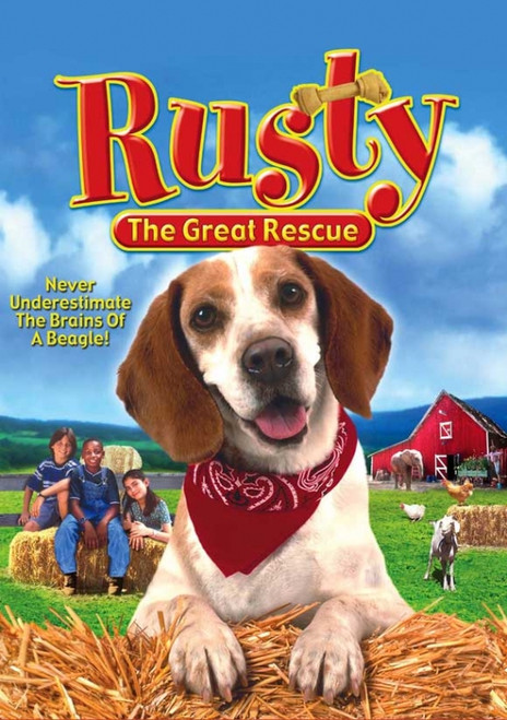 Rusty: A Dog's Tale Movie Poster Print (27 x 40) - Item # MOVEI5691