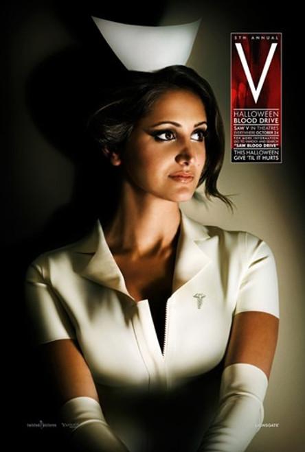 Saw V Movie Poster (11 x 17) - Item # MOV417010