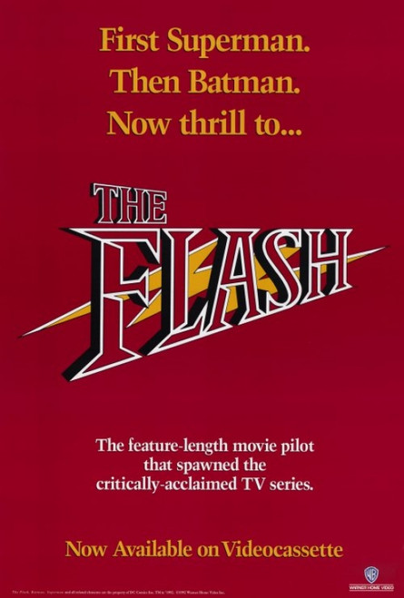 The Flash Movie Poster Print (27 x 40) - Item # MOVAH1614