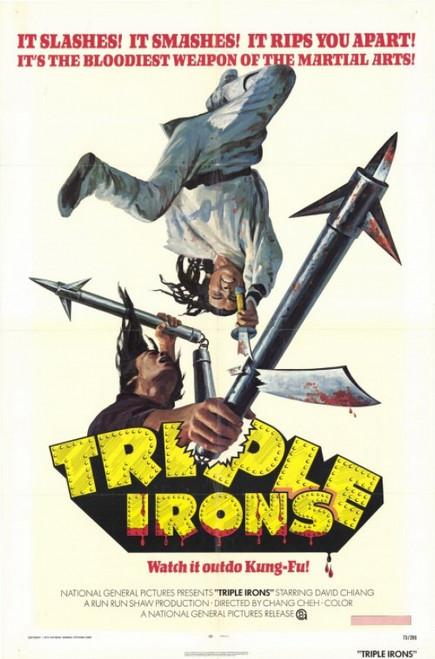 Triple Irons Movie Poster Print (27 x 40) - Item # MOVEH1306