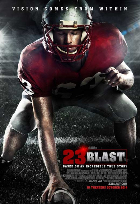 23 Blast Movie Poster Print (27 x 40) - Item # MOVGB88145