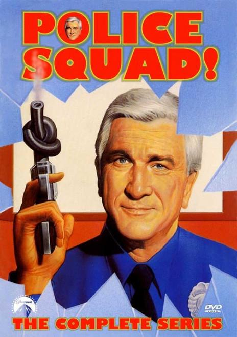 Police Squad! Movie Poster Print (27 x 40) - Item # MOVGJ7349