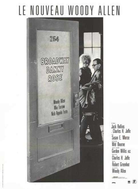 Broadway Danny Rose Movie Poster (11 x 17) - Item # MOV375247