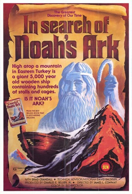 In Search of Noah's Ark Movie Poster (11 x 17) - Item # MOV249320