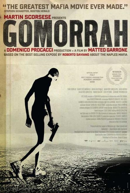 Gomorra Movie Poster Print (27 x 40) - Item # MOVEJ3035