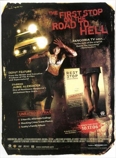 Rest Stop Movie Poster Print (27 x 40) - Item # MOVIJ6024