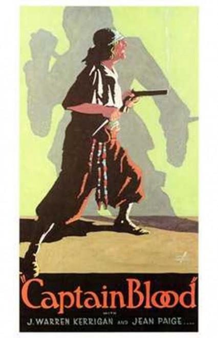 Captain Blood Movie Poster (11 x 17) - Item # MOV199414