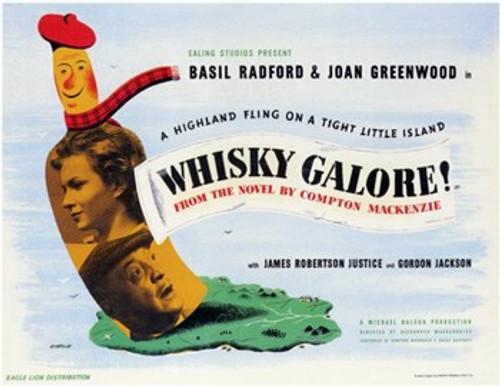 Whiskey Galore Movie Poster (17 x 11) - Item # MOV202509