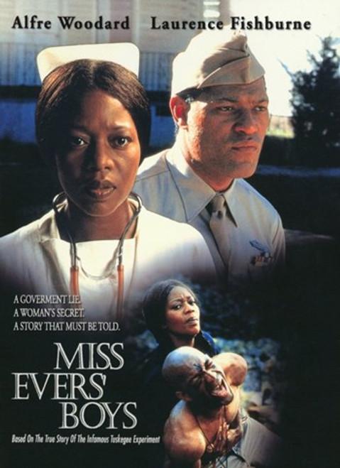 Miss Evers' Boys Movie Poster (11 x 17) - Item # MOV252857