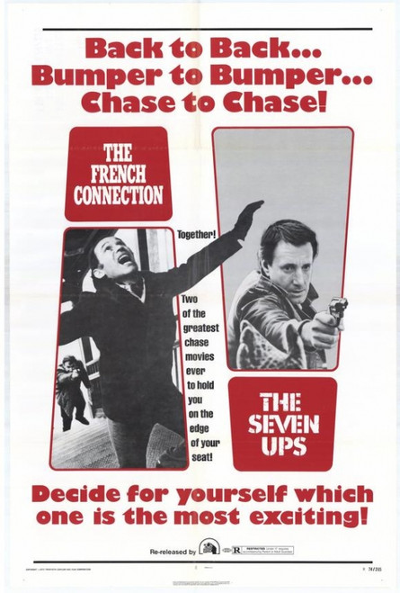 French Connection/7 Ups Movie Poster Print (27 x 40) - Item # MOVEH0314