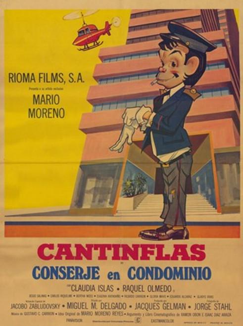 Conserje En Condominio Movie Poster (11 x 17) - Item # MOV228334