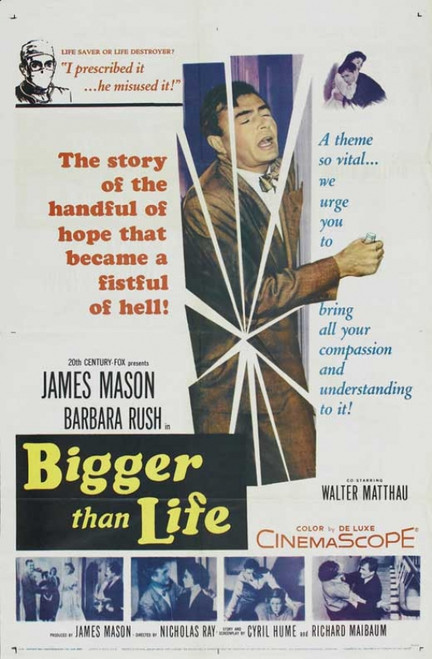 Bigger than Life Movie Poster Print (27 x 40) - Item # MOVAB88943