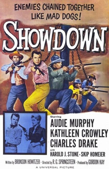 Showdown Movie Poster (11 x 17) - Item # MOV204831