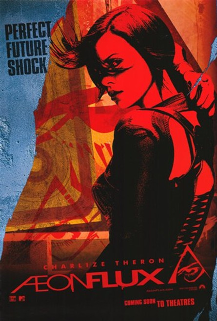 Aeon Flux Movie Poster (11 x 17) - Item # MOV291273