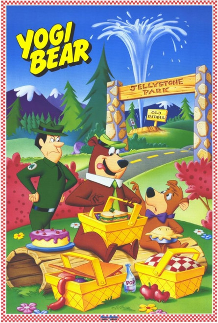 Yogi Bear Movie Poster Print (27 x 40) - Item # MOVAF9287