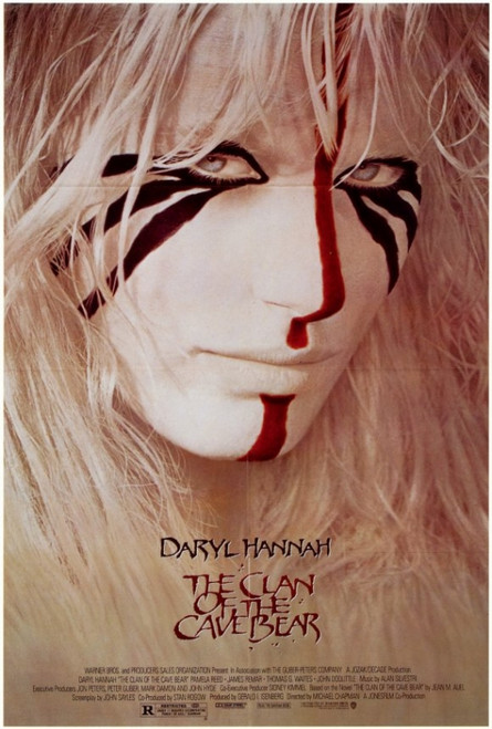 The Clan of the Cave Bear Movie Poster Print (27 x 40) - Item # MOVAF5334