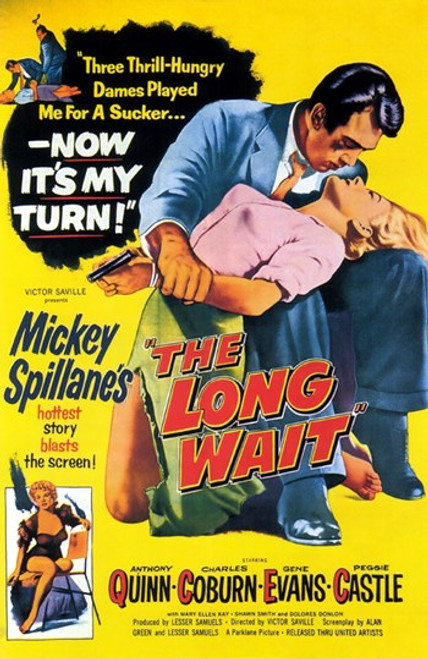 The Long Wait Movie Poster (11 x 17) - Item # MOV414242