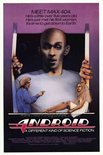 Android Movie Poster Print (27 x 40) - Item # MOVEF7430