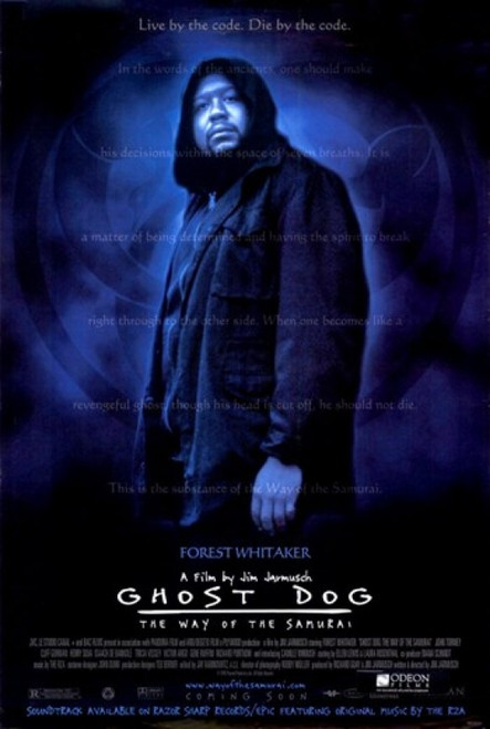 Ghost Dog the Way of the Samurai Movie Poster (11 x 17) - Item # MOV220324