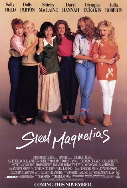 Steel Magnolias Movie Poster Print (27 x 40) - Item # MOVGF7263