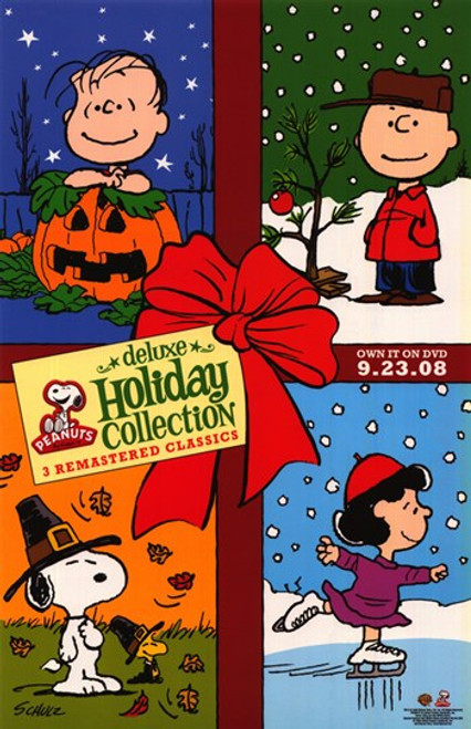 Peanuts Movie Poster (11 x 17) - Item # MOV413327