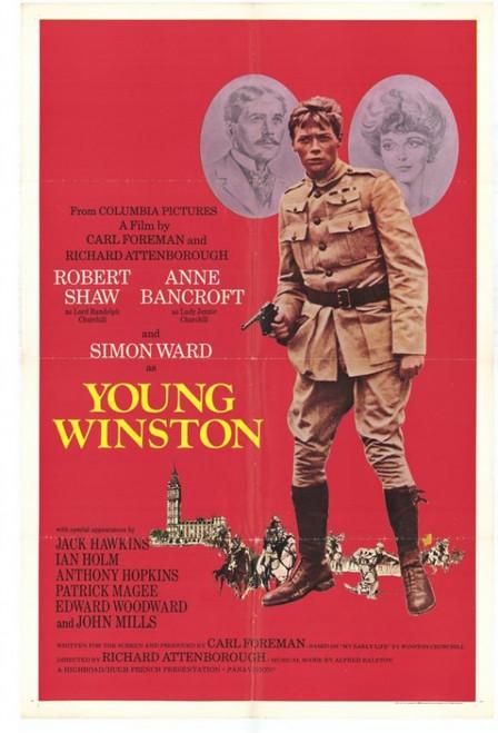 Young Winston Movie Poster Print (27 x 40) - Item # MOVGH6345