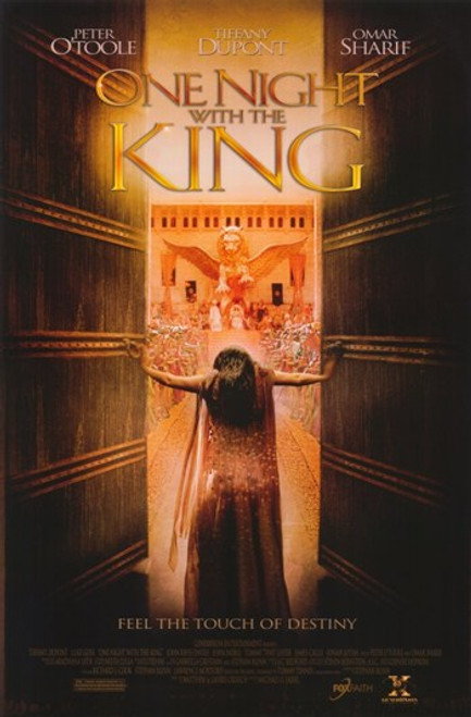 One Night with the King Movie Poster (11 x 17) - Item # MOV396927