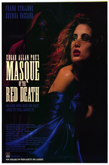 Masque of the Red Death Movie Poster Print (27 x 40) - Item # MOVGH2658