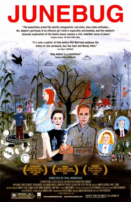 Junebug Movie Poster (11 x 17) - Item # MOV293609