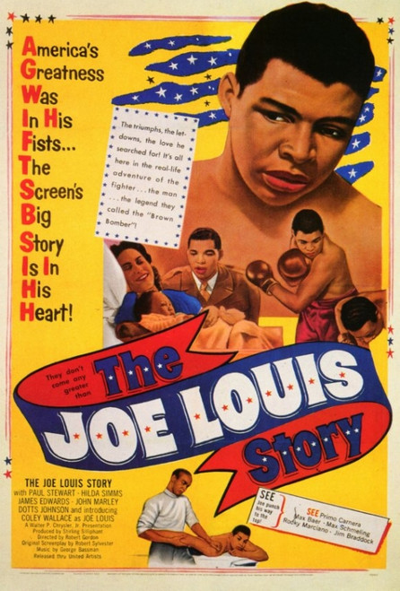 The Joe Louis Story Movie Poster Print (27 x 40) - Item # MOVIF1181