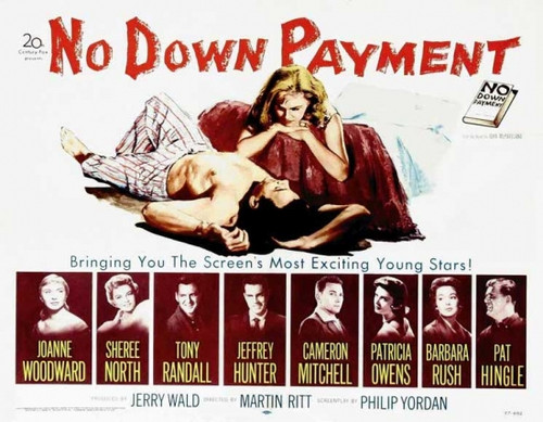 No Down Payment Movie Poster Print (27 x 40) - Item # MOVEJ3210