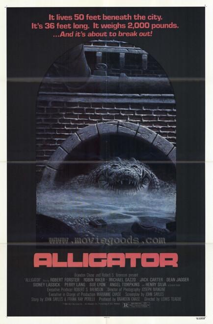 Alligator Movie Poster Print (27 x 40) - Item # MOVGH4737