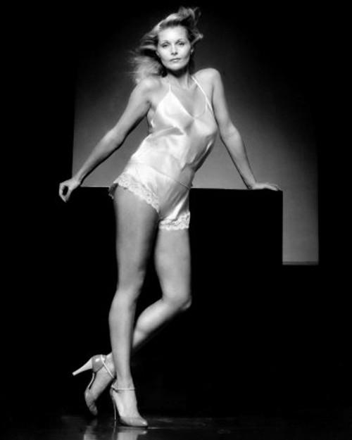 Carol Lynley - silk pajamas Photo Print (8 x 10) - Item # DAP14220