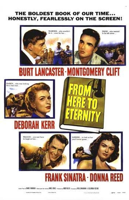 Donna Reed -  From Here To Eternity Cover Photo Print (8 x 10) - Item # DAP17046