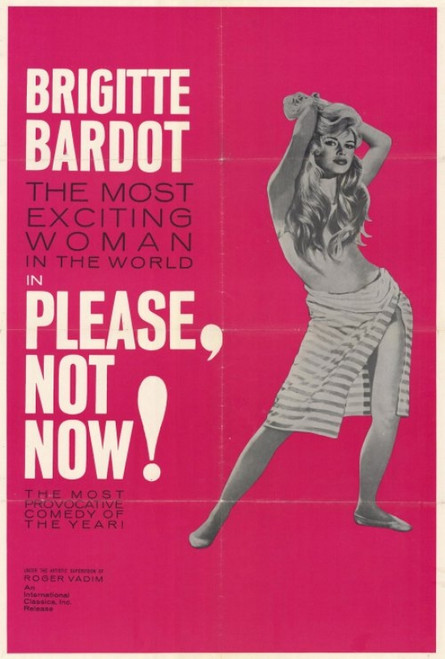Please Not Now! Movie Poster Print (27 x 40) - Item # MOVAH3226