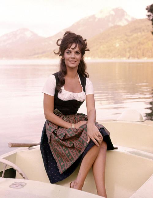 Natalie Wood - On Lake Photo Print (8 x 10) - Item # DAP19718