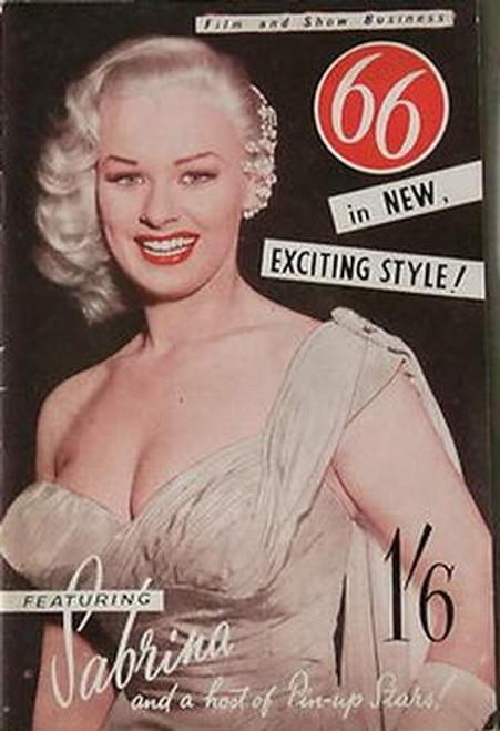 Sabrina Magazine Cover Photo Print (8 x 10) - Item # DAP14