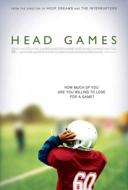 Head Games Movie Poster Print (27 x 40) - Item # MOVAB90405