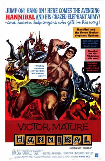 Hannibal Movie Poster (11 x 17) - Item # MOV195611