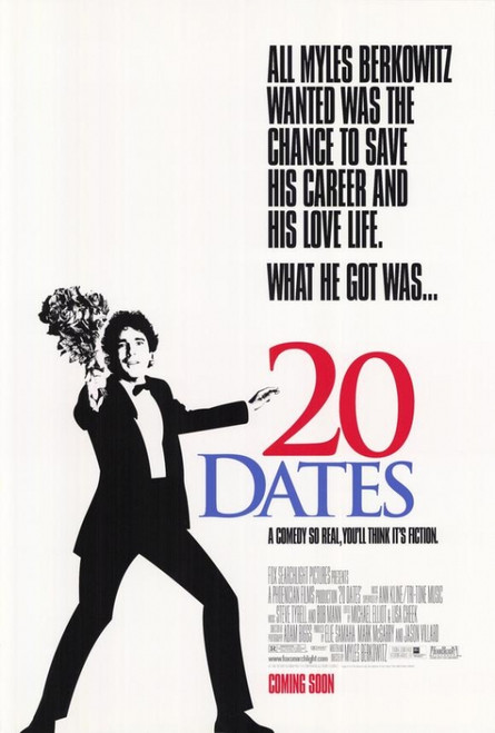 20 Dates Movie Poster Print (27 x 40) - Item # MOVCG6807