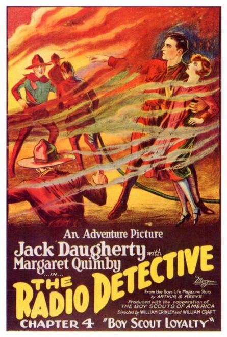 The Radio Detective Movie Poster Print (27 x 40) - Item # MOVEF6323
